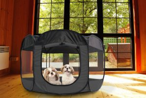 FurHaven Soft-sided Dog & Cat Playpen