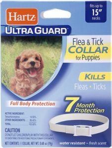 Hartz UltraGuard Dog Flea & Tick Collar