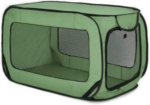 Love's Cabin Portable Large Dog Bed