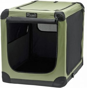 Noz2Noz Soft-Krate N2 Series Collapsible Soft-Sided Dog Crate