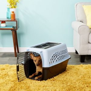 Petmate Two Door Top Load Dog & Cat Kennel