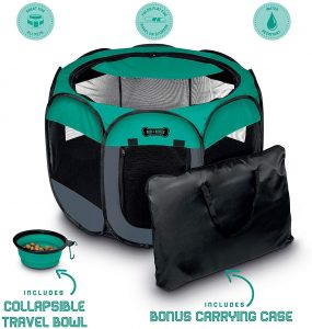 Ruff n Ruffus Portable Foldable Pet Playpen
